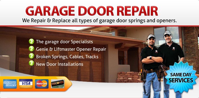 Garage door repair San Gabriel CA