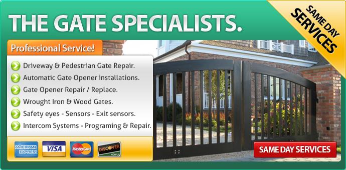 Gate Repair San Gabriel CA